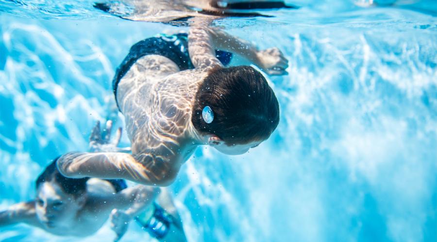 RONDO 3 - kein Problem im Wasser