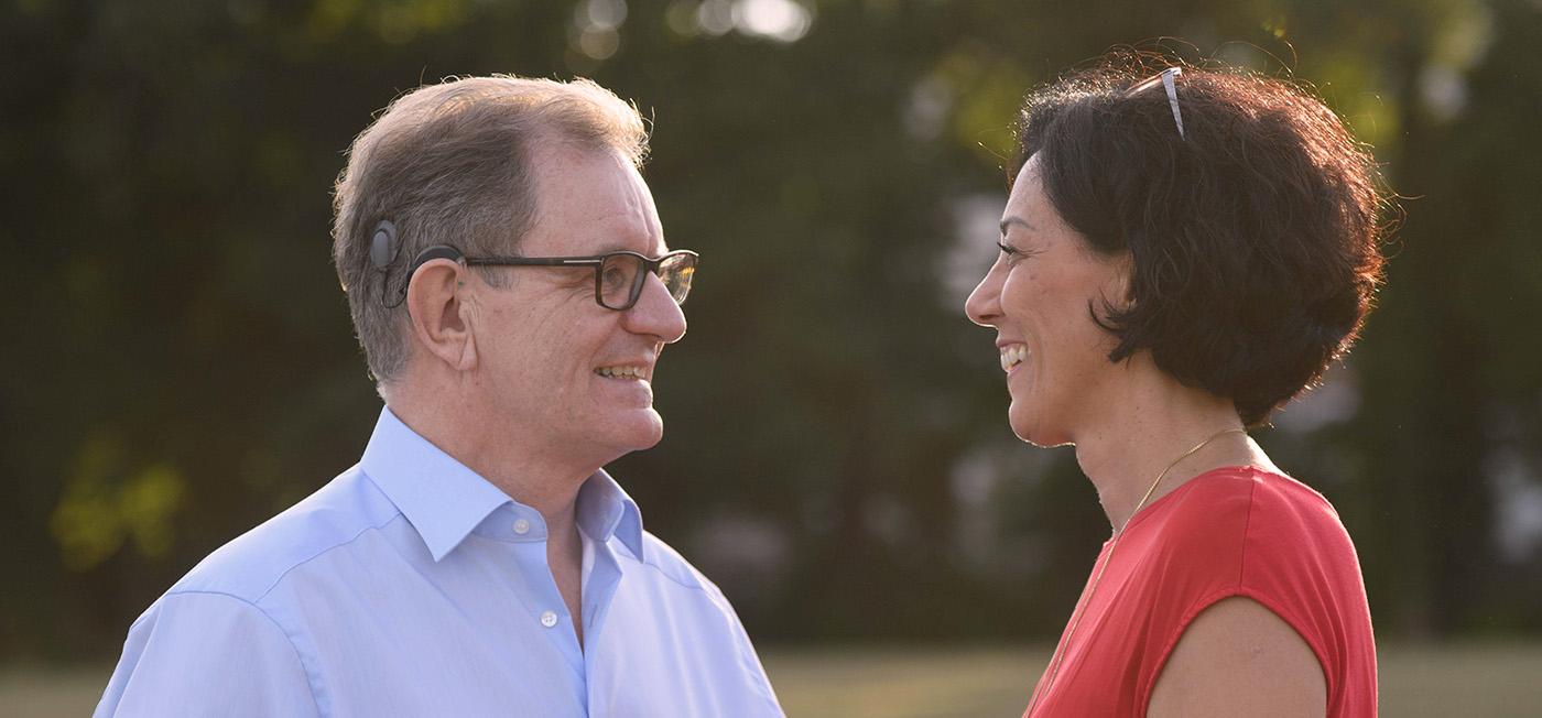 Ehepaar Blum - Hören nach Covid 19