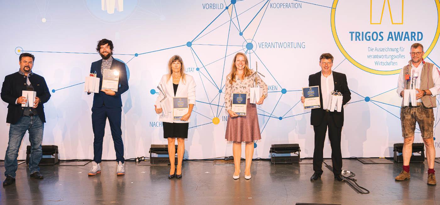 Trigos Award: Verantwortungsbewusster Hörimplantat-Hersteller – soziales Engagement