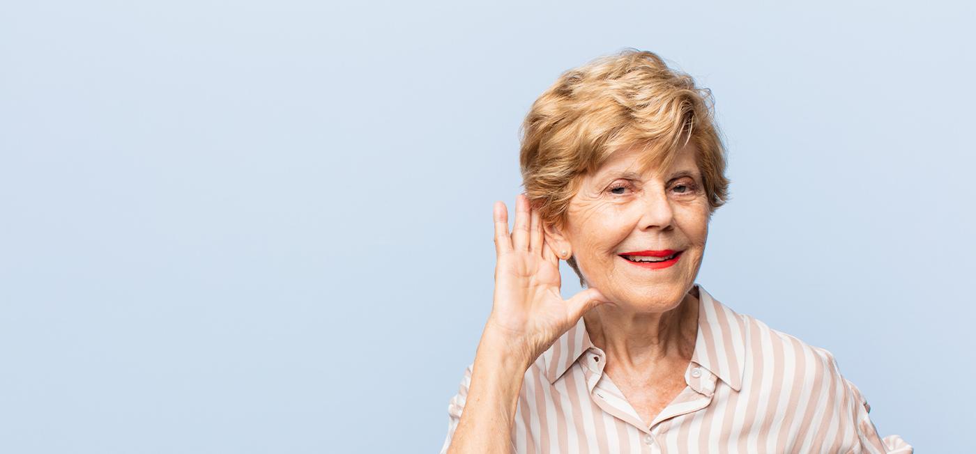 Hörtests: Hören im Alter ©Adobe Stock