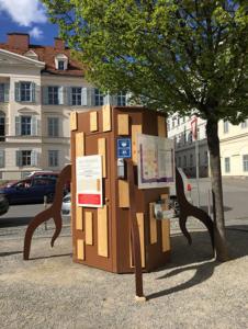 Klangoase , Graz (Erzählkunstfestival von Folke Tegetthoff)